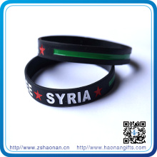 Best Selling Products Print Silicone Bands for Decoration (HN-SB-0010)